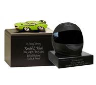 Racing urns